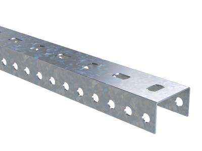 Профиль PSL П-образ. 1.5х500мм DKC BPL2905