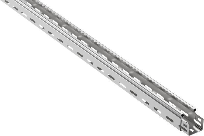 Лоток листовой перфорированный 50х50 L3000 сталь 0.7мм IEK CLP10-050-050-3