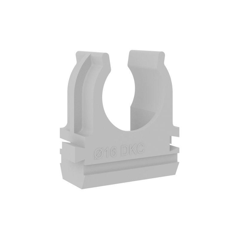 Держатель для труб (клипса) d16мм DKC 51016