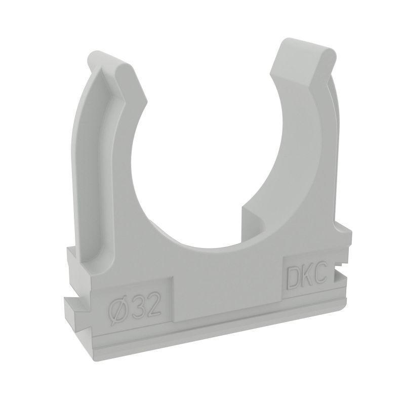 Держатель для труб (клипса) d32мм DKC 51032