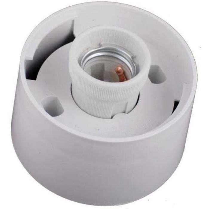 Светильник НББ 64-60 без стекла прямое основание бел. Элетех 1005100073