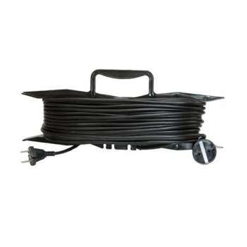 Удлинитель-шнур на рамке 1х10м без заземл. 6А IP20 1.3кВт Союз 481S-5101