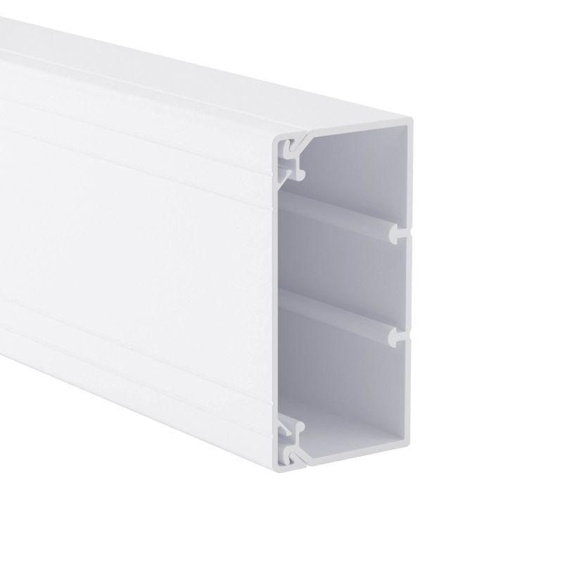 Кабель-канал 80х40 L2000 пластик TA-GN DKC 01781