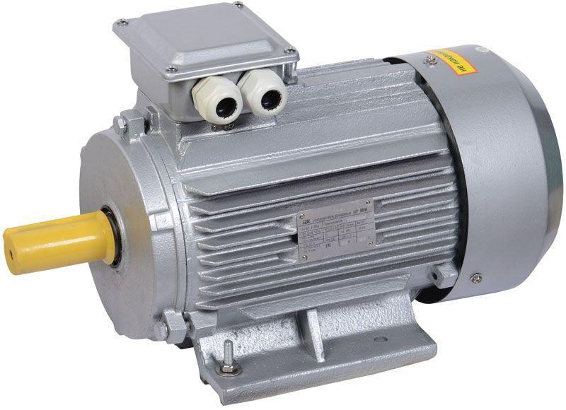 Электродвигатель АИР DRIVE 3ф 112MA6 380В 3кВт 1000об/мин 1081 IEK DRV112-M6-003-0-1010