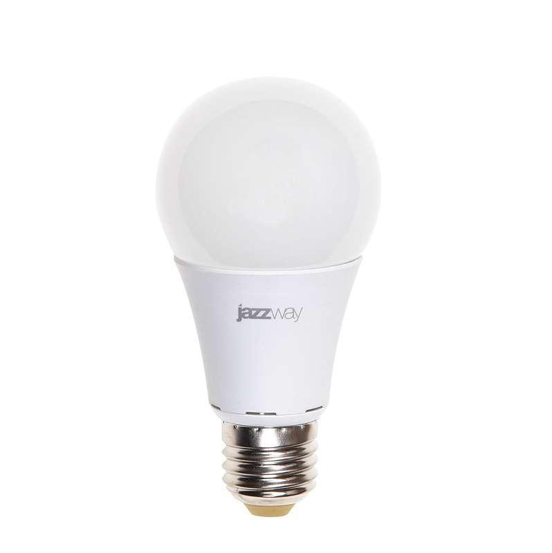 Лампа светодиодная PLED-ECO/SE-A60 11Вт грушевидная 3000К тепл. бел. E27 880лм 230В JazzWay 1033208