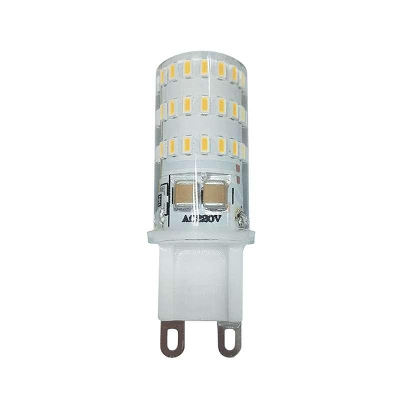 Лампа светодиодная PLED-G9 5Вт капсульная 2700К тепл. бел. G9 320лм 220-230В JazzWay 1032102B