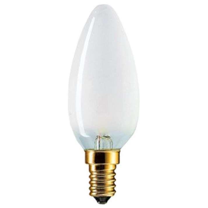 Лампа накаливания Stan 40Вт E14 230В B35 FR 1CT/10X10 Philips 926000006918