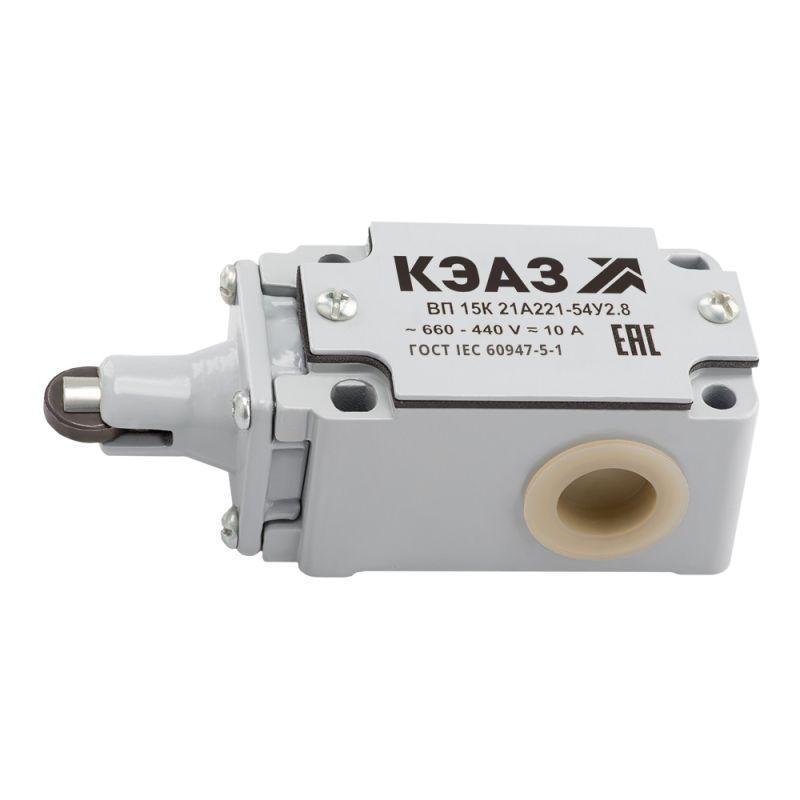Выключатель путевой ВП15К21А 221 54У2.8 КЭАЗ 151295