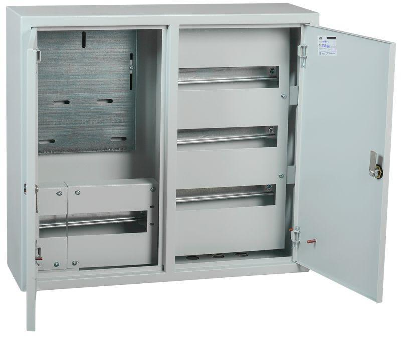 Корпус металлический ЩУРн-3/48зо-1 36 УХЛ3 IP31 IEK MKM35-N-48-31-ZO