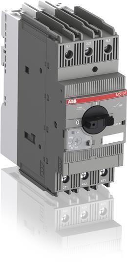 Выключатель авт. MS165-65 25кА с регулир. тепловой защитой 52А-65А класс тепл. расцепит. 10 ABB 1SAM451000R1017