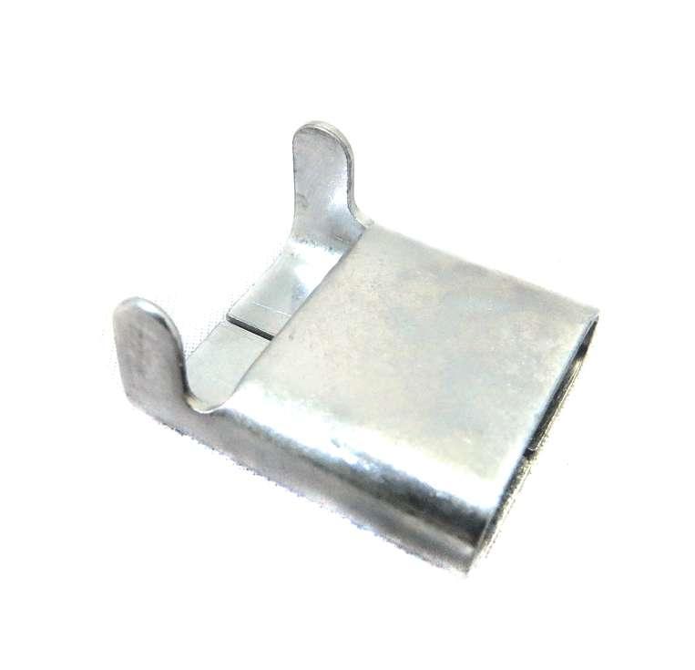 Скрепа для ленты НС-20-LX (без зубьев; C304) (NC 20A 200 C 20 сг 20 А 20) (уп.100шт) ИНСТАЛЛ 42011