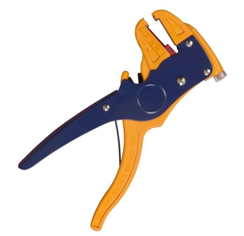 Инструмент для зачистки многожил. кабеля 0.3-6.0кв.мм (HT-150В) (TL-700 D) REXANT 12-4001