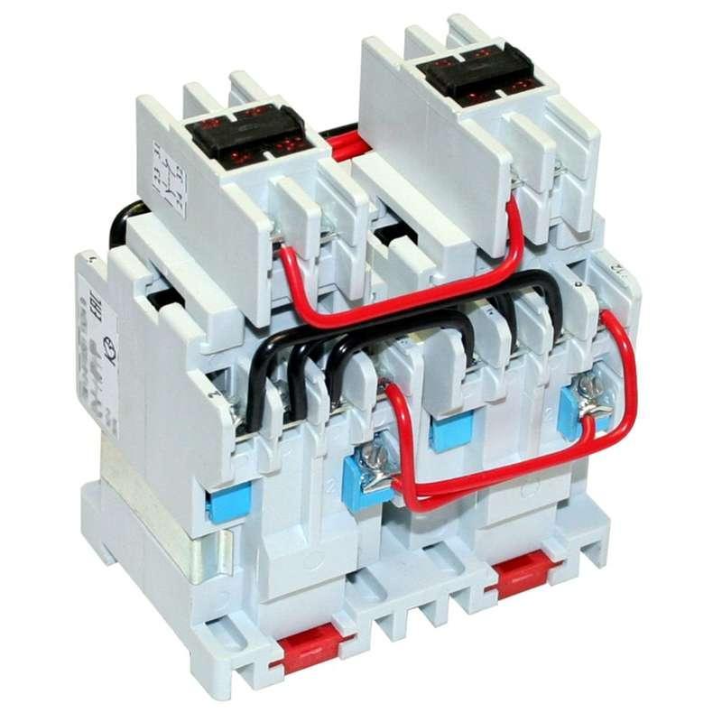 Контактор электромагнитный ПМ12-010500 УХЛ4 В 380В (4з+2р) Кашин 020500420ВВ380000010