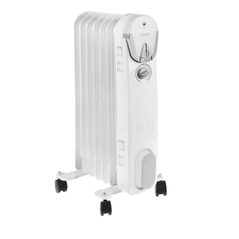 Радиатор электрич. 7 секц. масл. ОМПТ- 7Н (1.5кВт) Ресанта 67/3/3