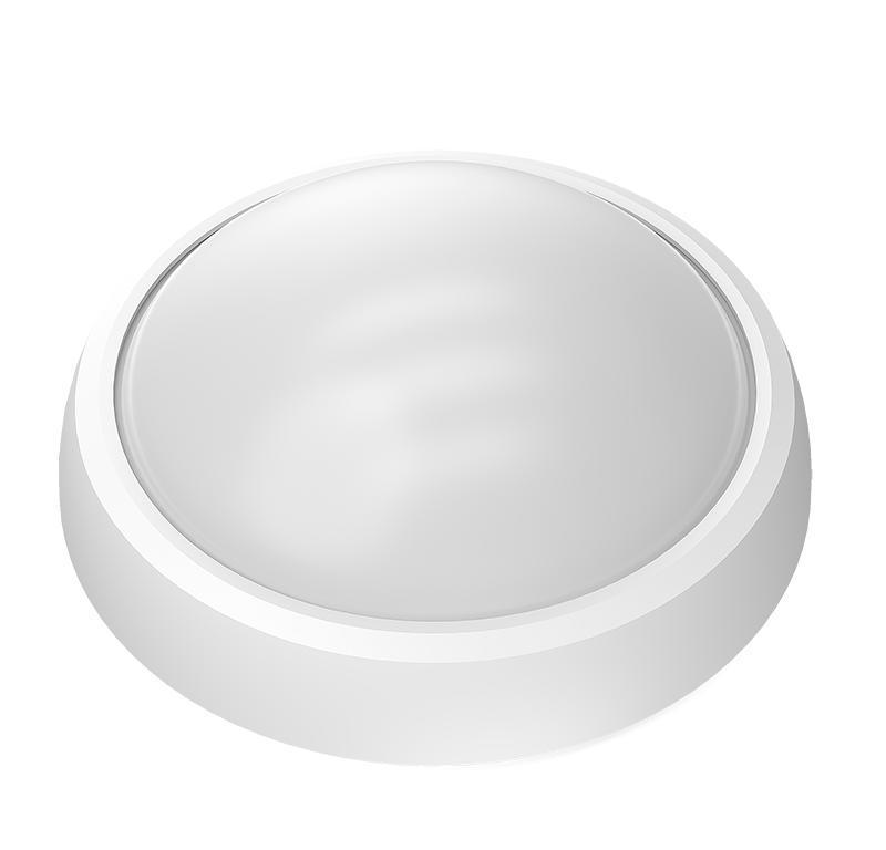 Светильник светодиодный 12Вт 6500К IP54 круглый Gauss 141411312