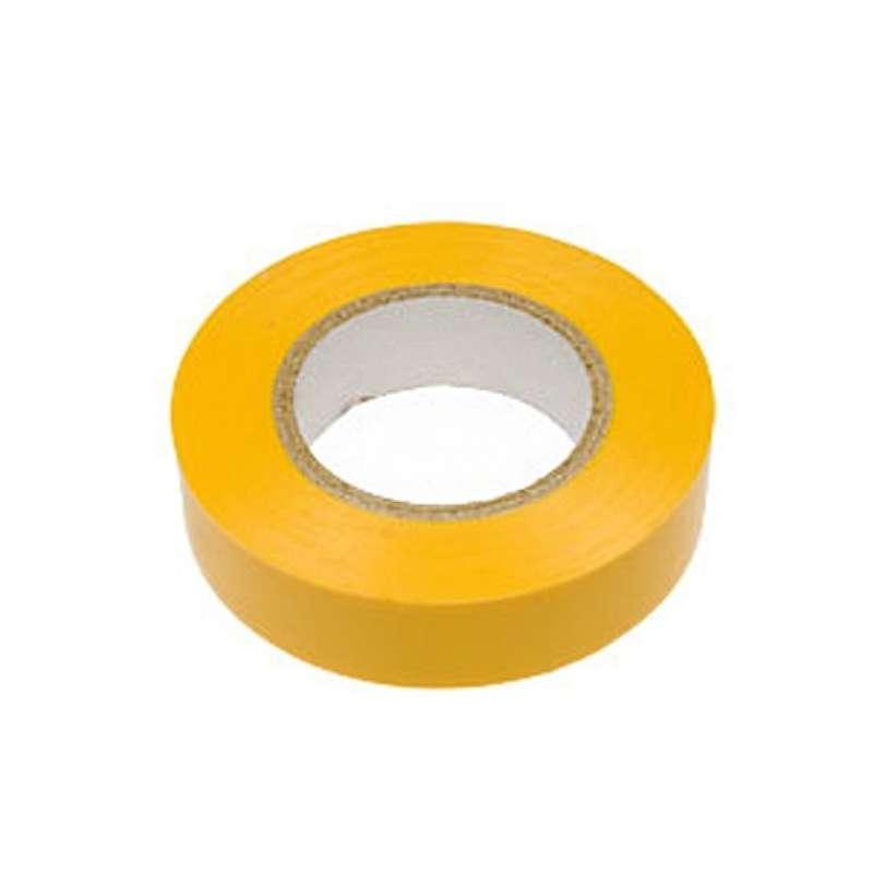 Изолента проф. ПВХ 19мм (рул.20м) желт. REXANT 09-2802
