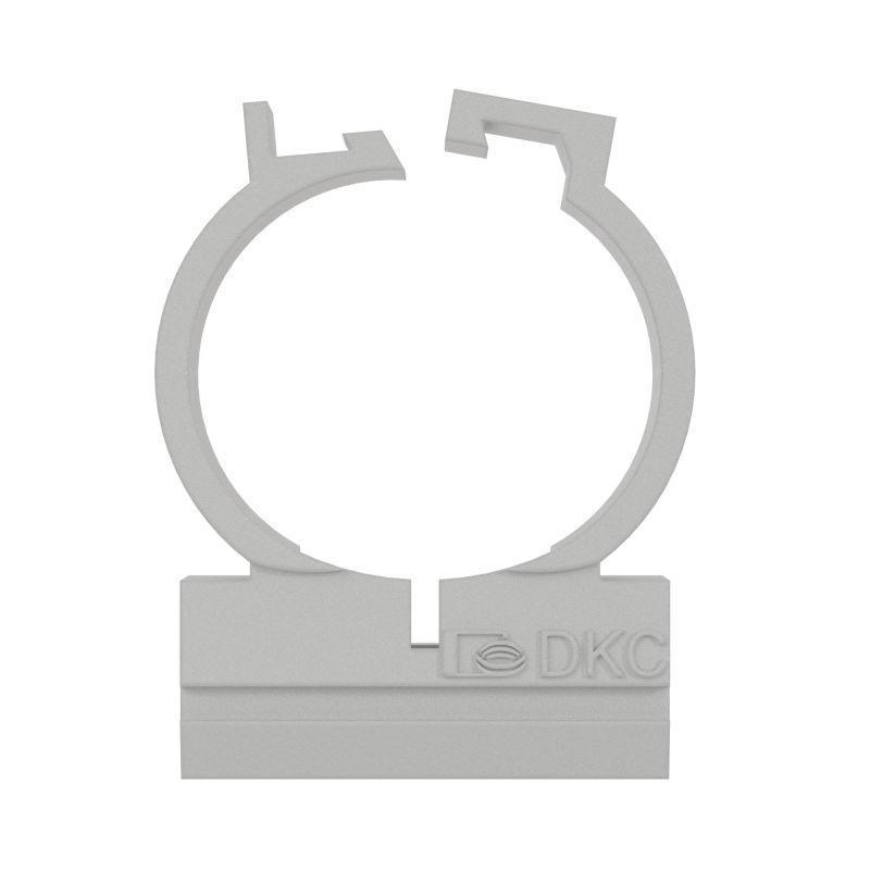 Держатель для труб двухкомпонентный d20мм DKC 51120