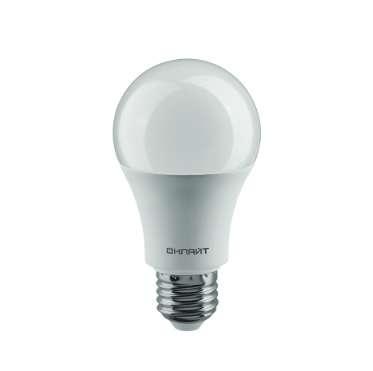 Лампа светодиодная 61 971 OLL-A70-30-230-4K-E27 30Вт ОНЛАЙТ 61971