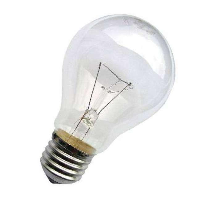 Лампа накаливания Б 40Вт E27 230-240В (верс.) Томский ЭЛЗ 4743/6075