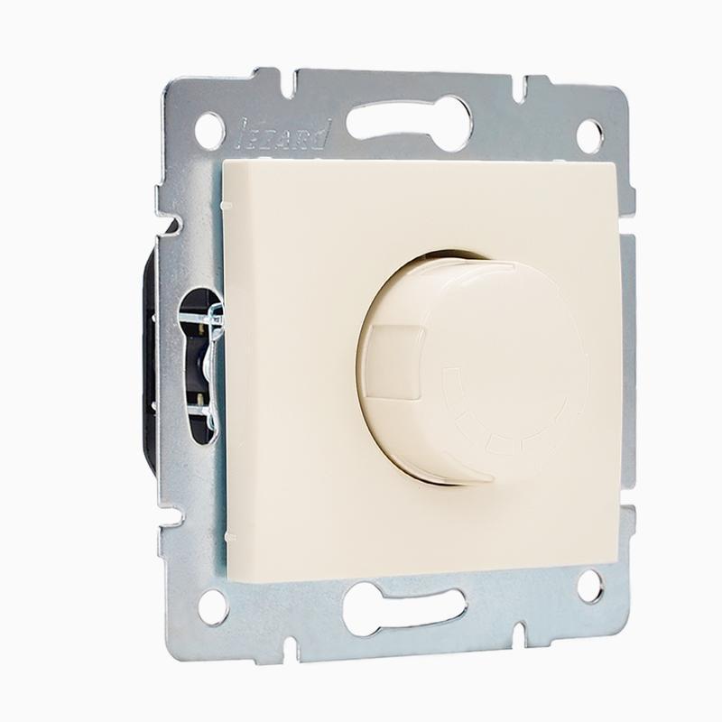 Механизм светорегулятора СП Karina 800Вт крем. LEZARD 707-0388-115