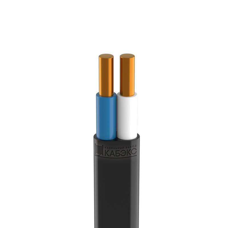 Кабель ВВГ-Пнг(А)-LS 2х2.5 (N) 0.66кВ (бухта 10м) (шт) Кабэкс ТХМ00347398