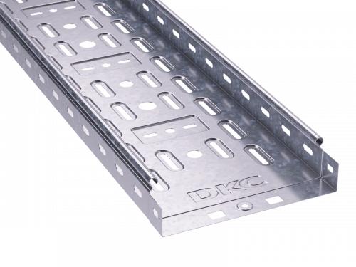 Лоток листовой перфорированный 200х50 L2000 сталь 0.7мм DKC 35254