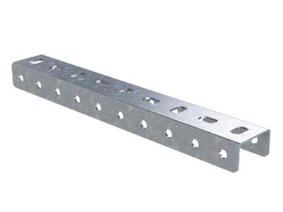 Соединитель для профиля PSL/PSM L300 толщ. 2.5 DKC BPN2903