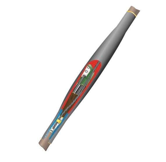 Муфта кабельная соединительная 1кВ СТп(тк) 4х(150-240мм) с болтовыми соединителями Нева-Транс Комплект 22010012