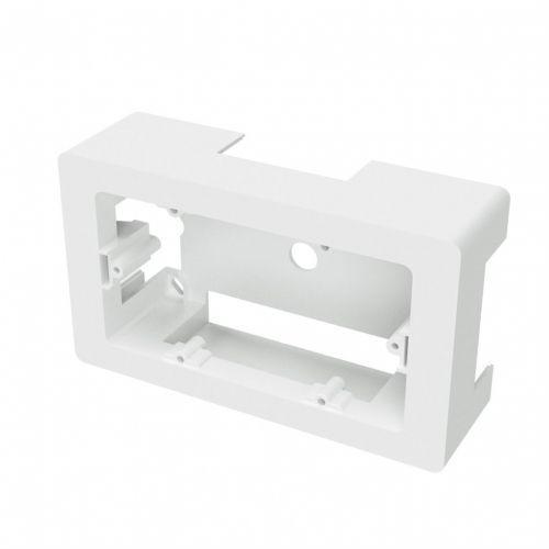 Коробка установочная универсальная 2-м PDD-N120 (для кабель-канала 70х22/90х25/TMC) DKC 10143