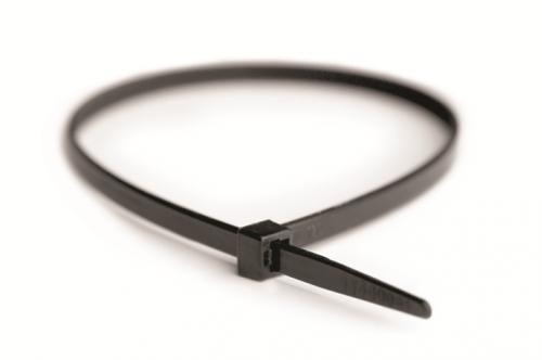Хомут кабельный 4.8х390 полиамид черн. (уп.100шт) DKC 25318