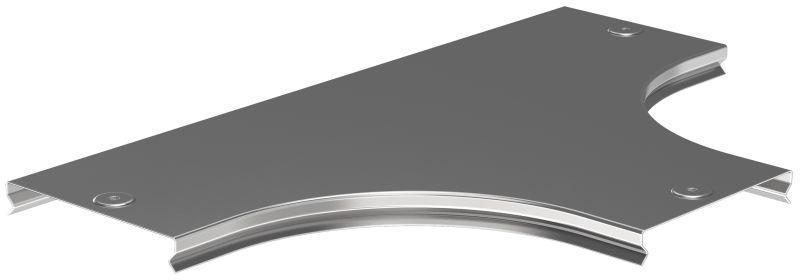 Крышка разветвителя Т-образ. плавн. тип Г01 ESCA 400мм IEK CRT01D-0-400-08