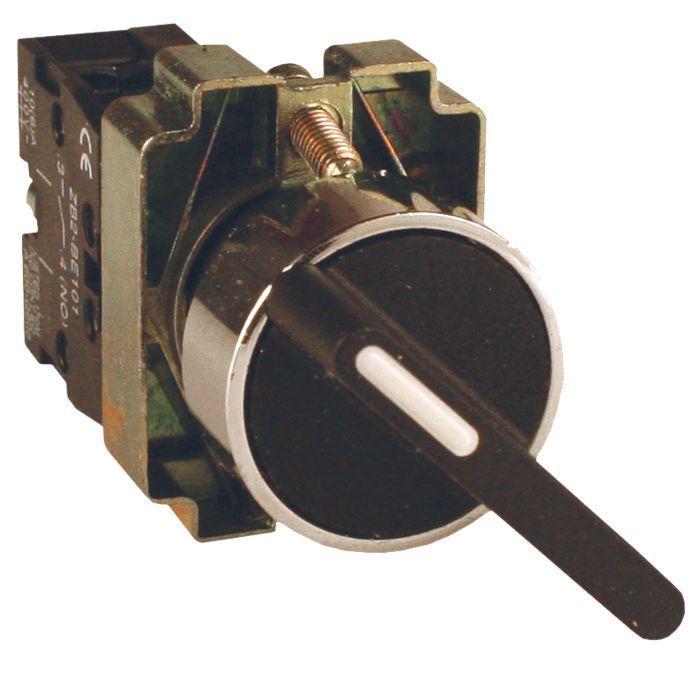 Переключатель BJ21 2P длинная рукоятка EKF xb2-bj21