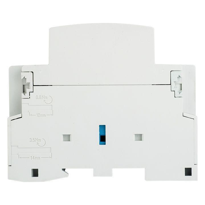 Контактор модульный КМ 40А 3NО+NC (3 мод.) EKF km-3-40-31