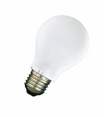 Лампа накаливания CLASSIC A FR 40Вт E27 220-240В OSRAM 4008321419415