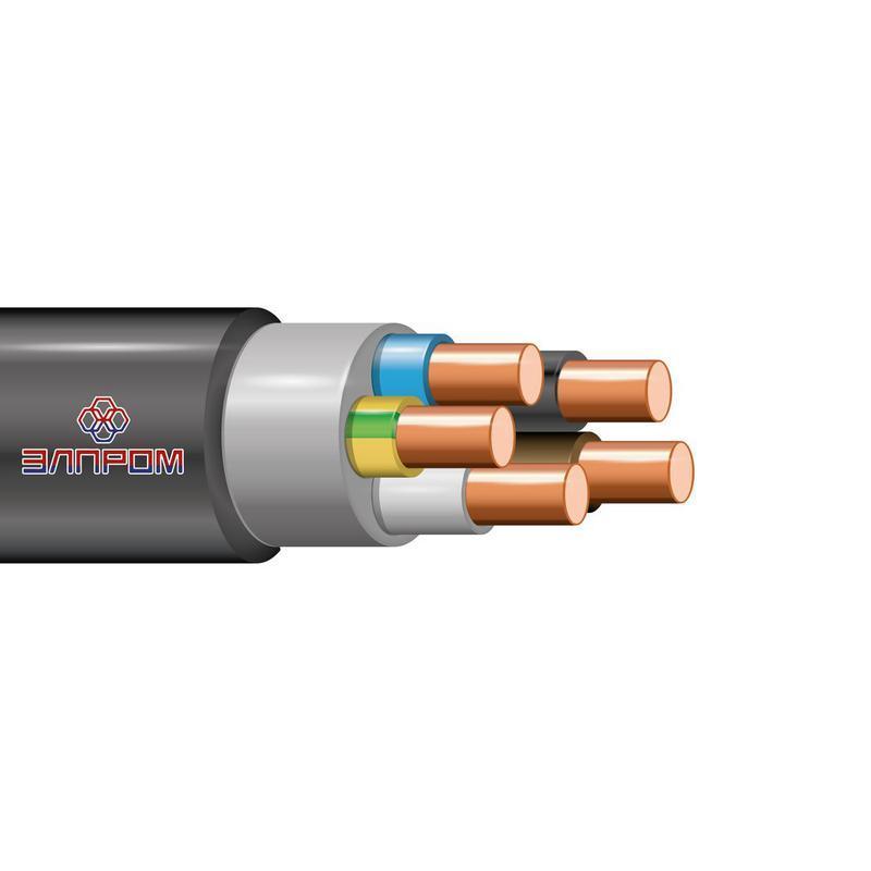 Кабель ВВГнг(А)-LSLTx 5х16 ОК (N PE) 0.66кВ (м) Элпром НТ000005498