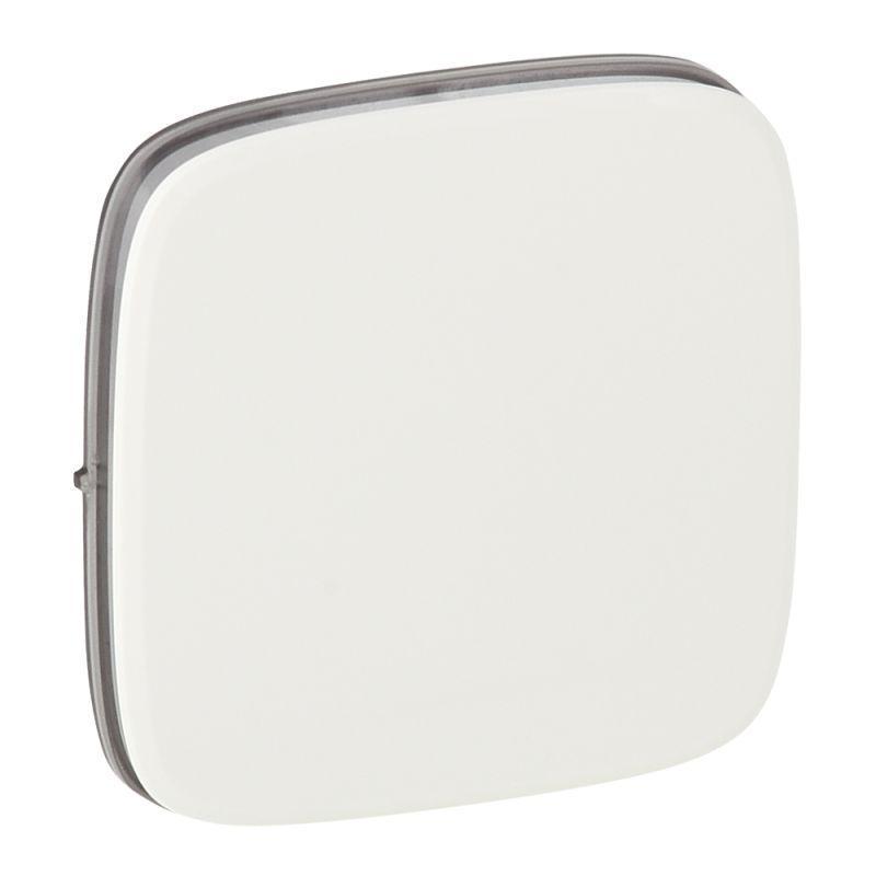Панель лицевая Valena Allure для 1-кл. выкл. бел. Leg 755005