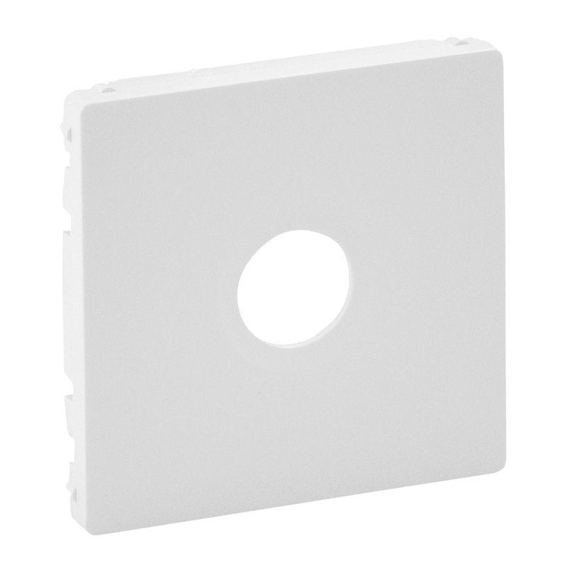 Панель лицевая Valena Life для розетки TV бел. Leg 754760