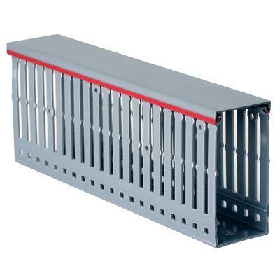 Кабель-канал перфорированный 80х80 L2000 RL6 G DKC 01129RL