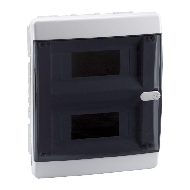Корпус пластиковый OptiBox P CVK 1 18 IP41 КЭАЗ 145781