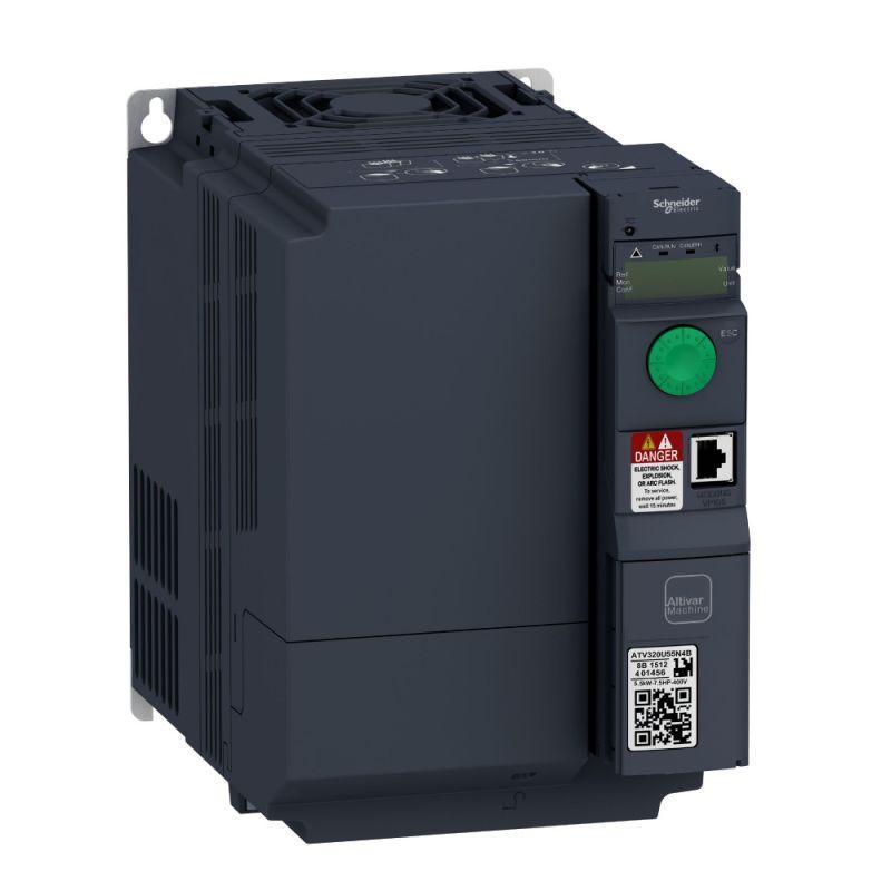 Преобразователь частоты ATV320 книжное исп. 5.5кВт 500В 3ф SchE ATV320U55N4B