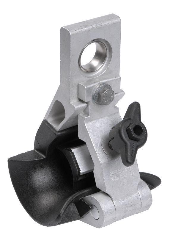 Зажим промежуточный ЗПС 2х25-4х120/1200/30 (SO140.02) IEK UZA-15-D25-D120-90-12