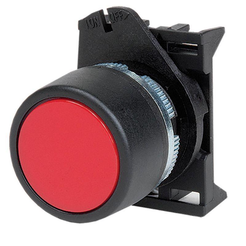 Кнопка без фикс. красн. DKC ABHTR1