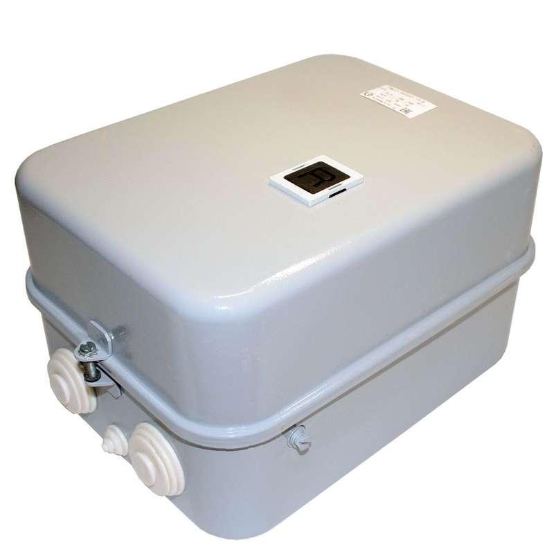 Пускатель электромагнитный ПМ12-063241 У3 В 220В РТТ-231 63.0А Кашин 060241222ВВ220000900