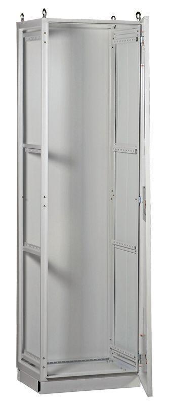 Шкаф напол. цельносварной ВРУ-1 18.60.60 IP31 TITAN IEK YKM1-C3-1866-31