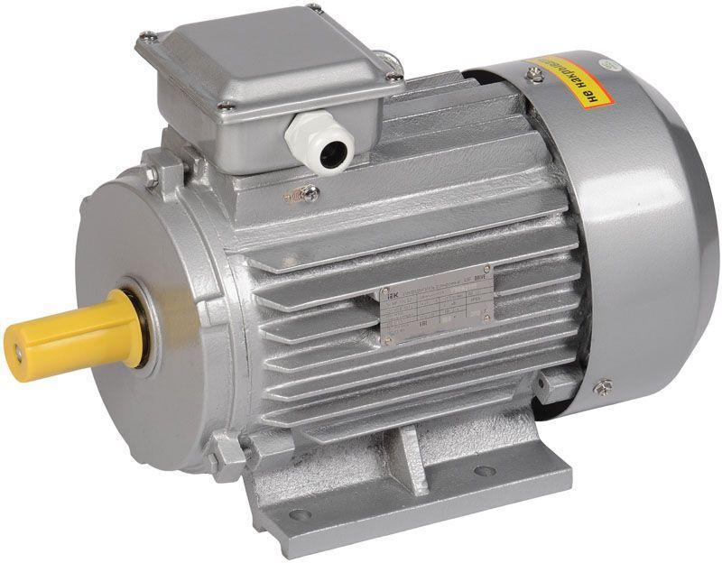 Электродвигатель АИР DRIVE 3ф 100L4 380В 4кВт 1500об/мин 1081 IEK DRV100-L4-004-0-1510