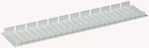 Заглушка на 12 модулей (уп.5шт.) сер. ABB ZA1P5