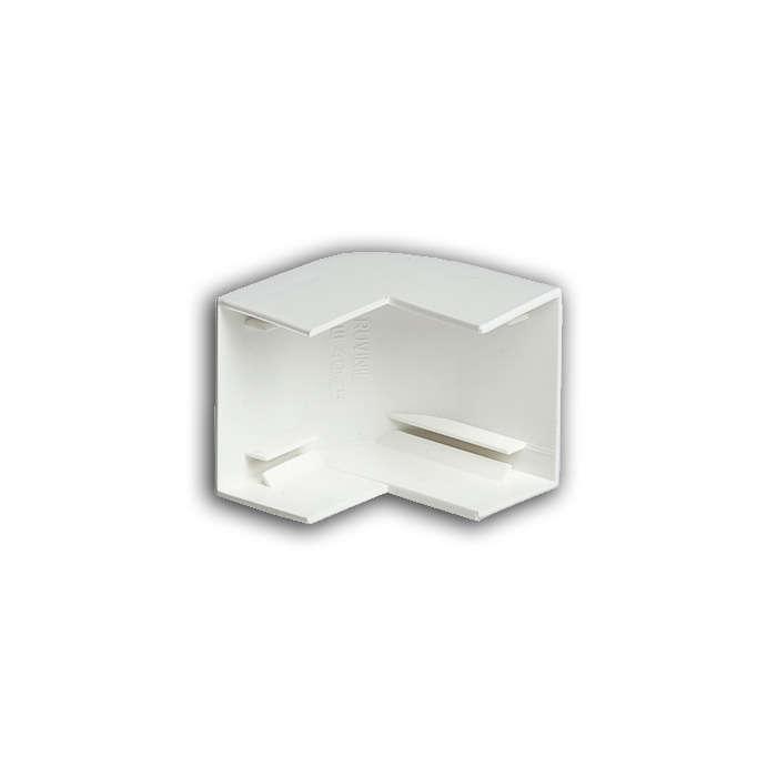 Угол внешний 16х16 бел. Ruvinil УВШ-16х16