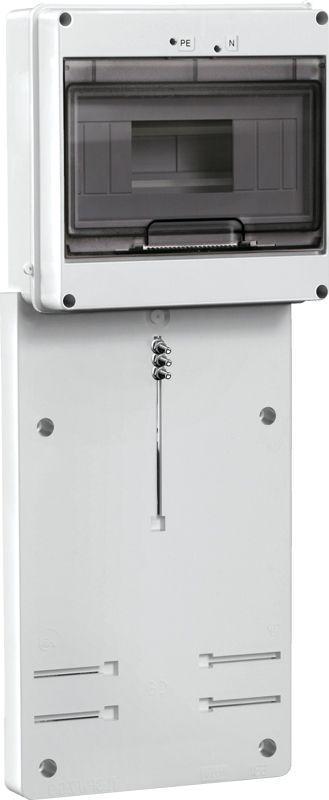 Панель для установки счетчика с боксом 3-ф. IEK MPP10-3