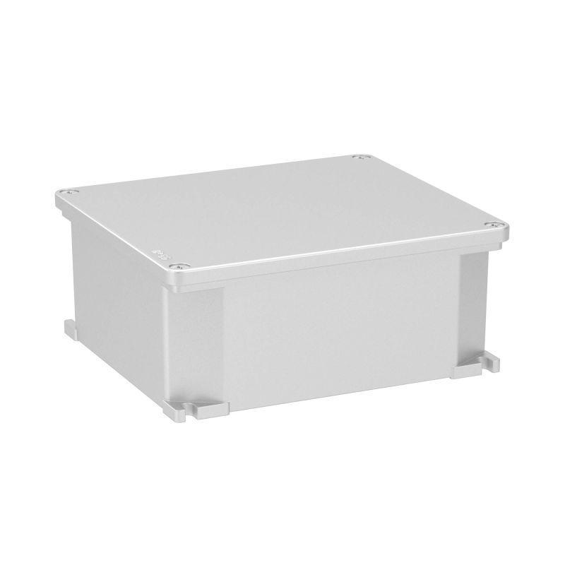 Коробка ответвительная 178х155х74мм IP66 RAL9006 окрашенная алюм. DKC 65303