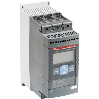 Софтстартер PSE45-600-70 22кВт 600В 45А с функц. защиты двигателя ABB 1SFA897105R7000